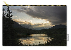 Last Light - 365-261 Carry-all Pouch by Inge Riis McDonald