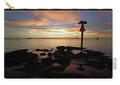 Last Light In Dunedin Carry-all Pouch