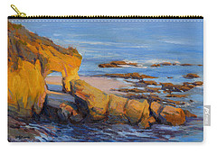 The Golden Hour / Laguna Beach Carry-all Pouch