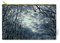 Last Light Carry-all Pouch by Sandy Moulder