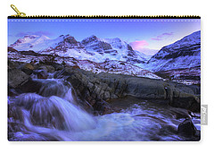 Last Rays On Andromeda Carry-all Pouch by Dan Jurak