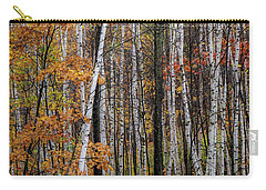 Carry-all Pouch featuring the photograph Last Stand by Kendall McKernon