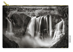 Late Afternoon At The High Falls Carry-all Pouch