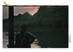 Late Afternoon On West Lake Carry-all Pouch