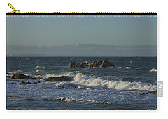 Late Afternoon Waves Carry-all Pouch