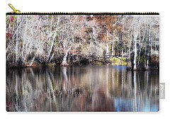 Late Autumn Along The Waccamaw River Carry-all Pouch