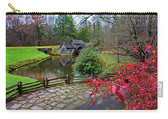 Late Fall At Mabry Mill Carry-all Pouch