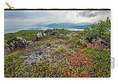 Late Summer In The North Carry-all Pouch by Maciej Markiewicz