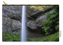 Latourell Water Fall Oregon Dsc05430 Carry-all Pouch
