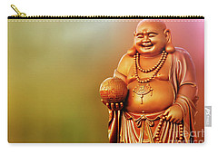 Laughing Buddha Carry-all Pouch