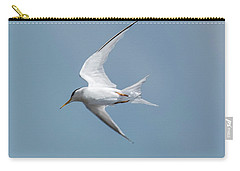 Laughing Gull In Flight Carry-all Pouch