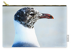 Laughing Gull Profile Carry-all Pouch