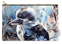 Laughing Kookaburra Carry-all Pouch