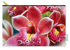 Laughing Orchids Carry-all Pouch