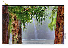 Carry-all Pouch featuring the photograph Laupahoehoe Hawaii by DJ Florek