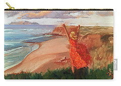 Lauren In Portugal Carry-all Pouch