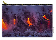 Lava Drips Carry-all Pouch
