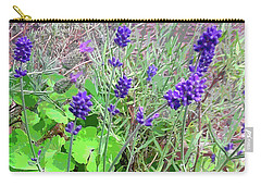 Lavande Carry-all Pouch