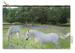 Lavender Pastures Carry-all Pouch