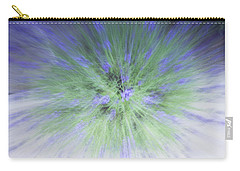 Lavender At The Speed Of Light Carry-all Pouch