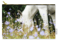 Lavender Dreams Carry-all Pouch by Joan Davis