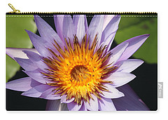 Lavender Fire Open Carry-all Pouch