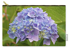 Lavender Hydrangea Carry-all Pouch