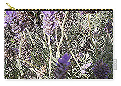 Lavender Moment Carry-all Pouch