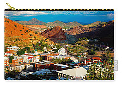 Lavender Pit In Historic Bisbee Arizona  Carry-all Pouch