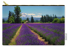 Lavender Valley Farm Carry-all Pouch