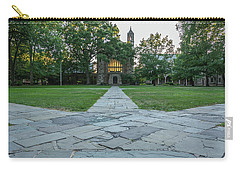 Law Quad 1 University Of Michigan Carry-all Pouch