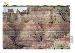 Layer Upon Layer Carry-all Pouch