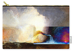 Layered 1 Turner Carry-all Pouch by David Bridburg