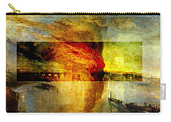 Layered 12 Turner Carry-all Pouch by David Bridburg