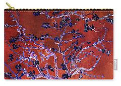 Layered 9 Van Gogh Carry-all Pouch by David Bridburg