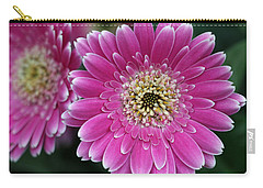 Layers Of Spring Carry-all Pouch by Pamela Critchlow