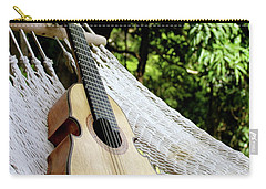 Lazy Cuatro Carry-all Pouch by The Art of Alice Terrill