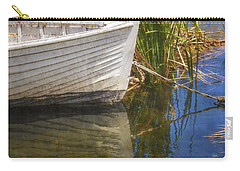 Carry-all Pouch featuring the photograph Lazy Days by Amy Weiss