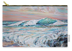 Lazy Surf Carry-all Pouch by Linda Olsen