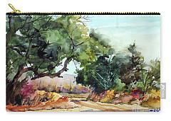 Lbj Grasslands Tx Carry-all Pouch by Ron Stephens