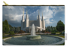 Lds Water Fountain  Carry-all Pouch