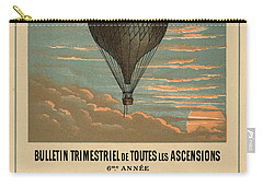 Le Balloon Journal Carry-all Pouch