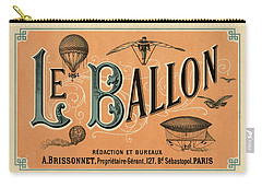 Le Balloon Carry-all Pouch
