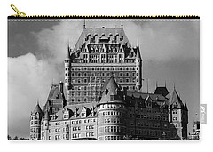 Le Chateau Frontenac - Quebec City Carry-all Pouch