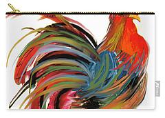 Le Coq Art Nouveau Rooster Carry-all Pouch