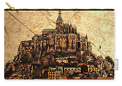 Le Mont Saint-michel Carry-all Pouch