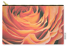 Le Petale De Rose Carry-all Pouch