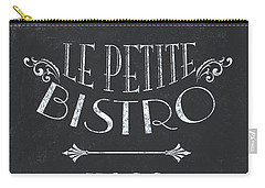 Le Petite Bistro 1 Carry-all Pouch