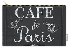 Le Petite Bistro 3 Carry-all Pouch