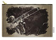 Le Roi Du Trombone  Carry-all Pouch